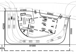 Highway Service Centre Preliminary Design (Robert Dunn Architects)